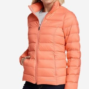 Eddie Bauer light weight down jacket